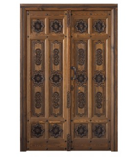 Porte mauresque - Haut Standing - Dalia inspiré Alhambra