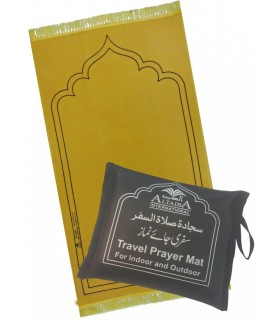 Travel cotton mat - based transportation - great quality - various colors