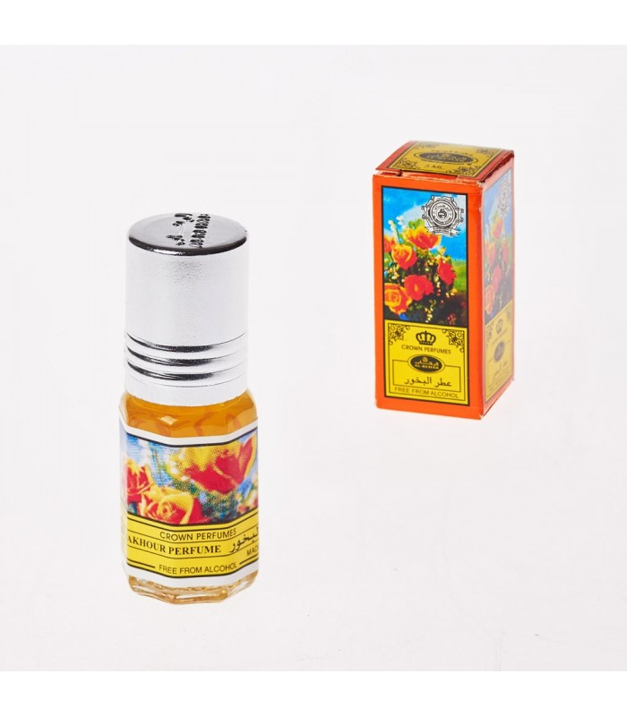 Perfume- BAKHOUR Sin Alcohol - 3 ml