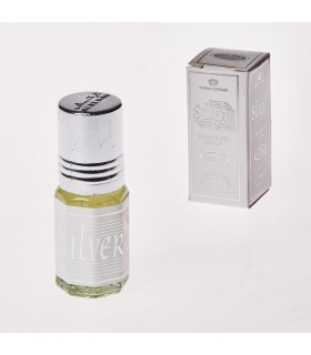 Perfume- SILVER Sin Alcohol - 3 ml