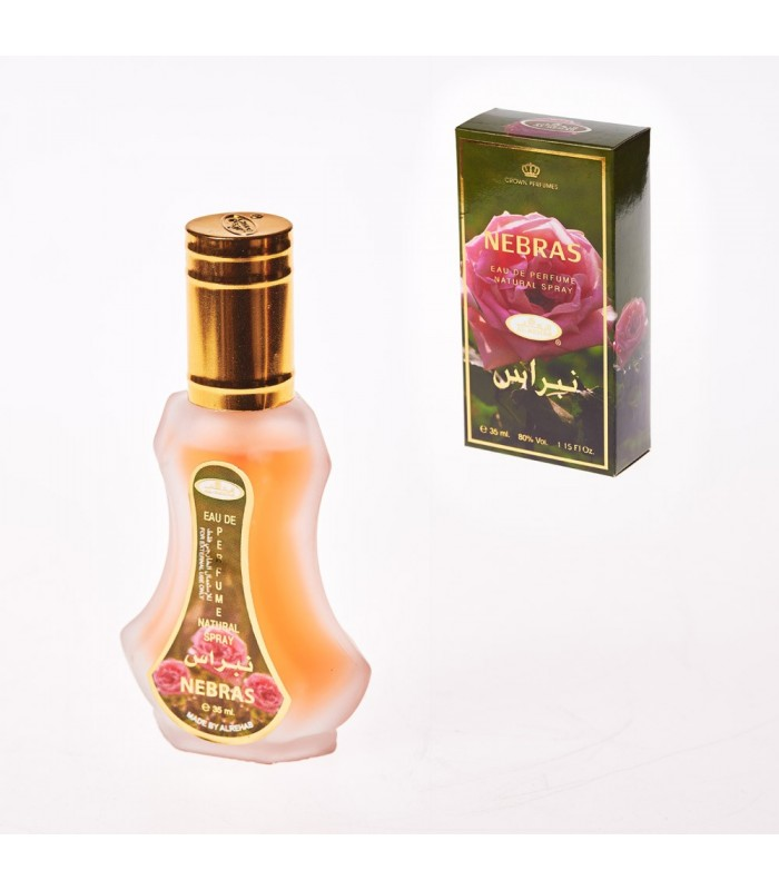 Perfume NEBRAS - type Spray - 35 ml