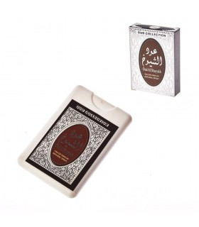 Perfume MAHASIN CRISTAL - Oud Al- Shuyukh - 10 ml