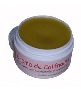 Crema de Caléndula - Problemas de Piel - Dermatitis -Recomendado