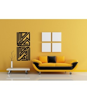 Basmalah Zuhause dekorative vinyl