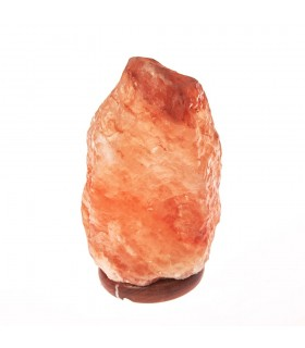 Natural Himalayan salt - 11 sizes - recommended lamp