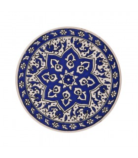 Pot mat pottery Turkish - round