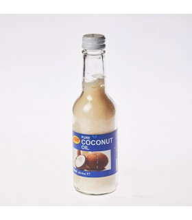 Coconut oil 100% pure - KTC - 250 ml