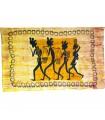 Tecido de algodão da Índia-De Camino Al Mercado -140 x 210