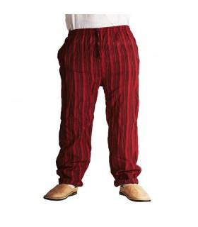 Pantalón Bombacho - Algodón Estampado  - Colores - Annes
