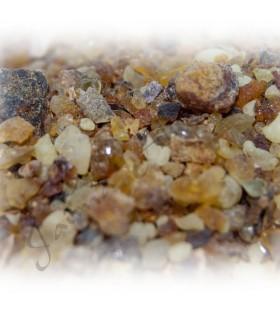 Spezielle Mischung - Weihrauch und Myrrhe in Getreide - 25 Gr.