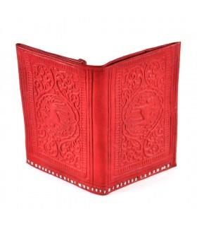 Кожи прямоугольные - кожаный портфель выгравированы - различные цвета