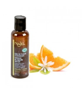 Water 200 ml orange blossom - Bio-