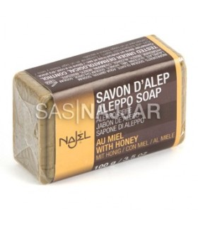 Jabón De Alepo - Con Miel - 100 g