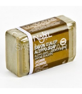 Natural SOAP - olive and Laurel with jasmine Damascus - Aleppo Gr 100