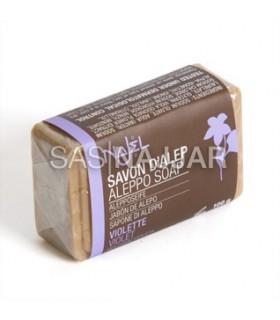 Jabón De A l e p o - Violeta - 100 g