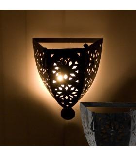 Aplique de Hierro Calado - Artesano - Diseño Arabe - 4 Tamaños