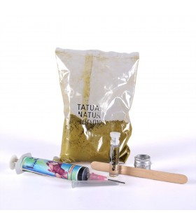 Kit de Tatuaje Henna - Mehndi Magic - Tattoo - Gran Calidad