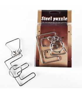 """Play wit letter """"E"""" - box - several models - puzzle"""
