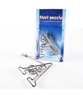 Jouer wit lettre « A » - puzzle box - plusieurs modèles-