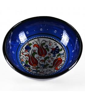 Bowl Turkish - handpainted embossed - assorted models