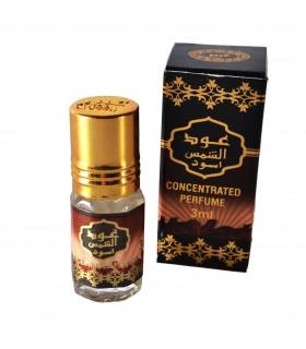 "Perfume - Ud ""Sol negro"" - 3 ml"