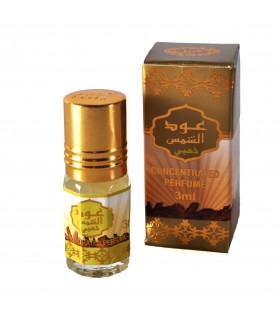 "-""Golden Sun"" Ud - 3 ml perfume"