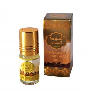 "-""Golden Sun"" Ud - perfume de 3 ml"