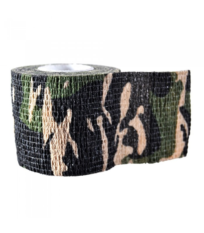 Tape self adhesive Camo - camouflage - various models