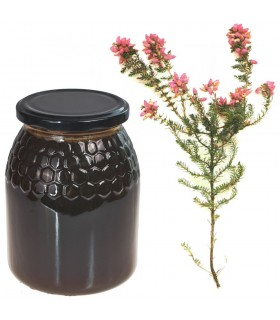 Heather Honey - 100% naturel -500 ou 1000 gr - Recommandé