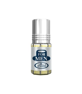 Rolo de perfume - para homens - em - 3 ml