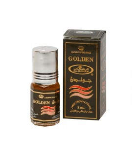 Perfume - Golden - Roll On - 3 ml