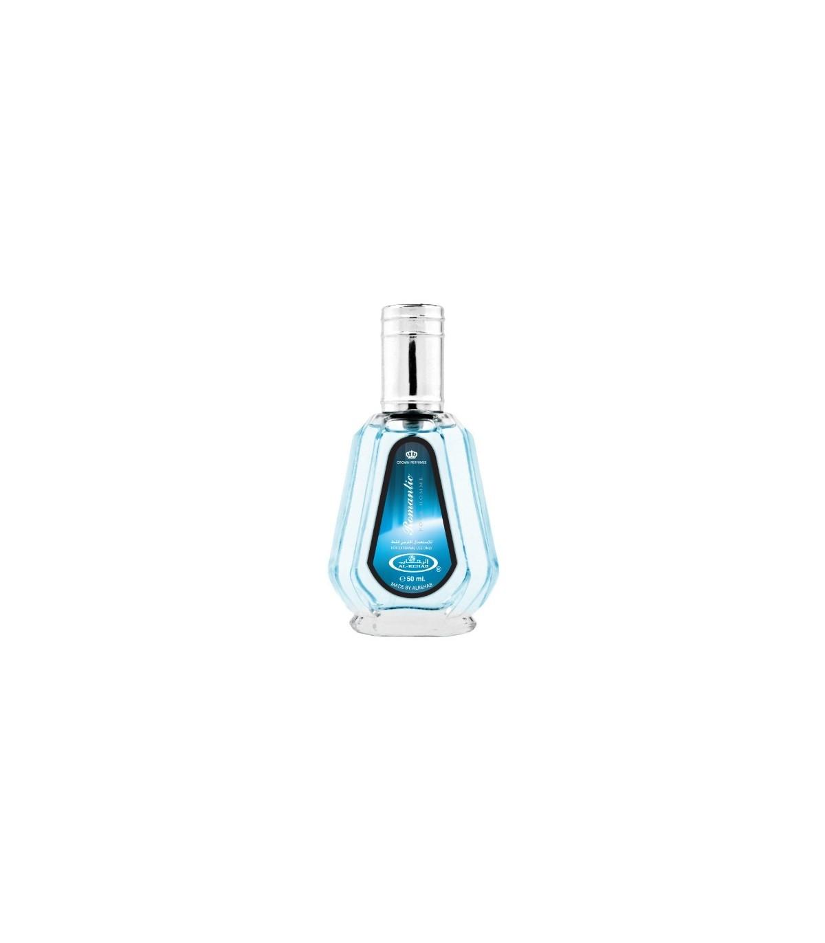 type romantique spray 50 ml de parfum. Black Bedroom Furniture Sets. Home Design Ideas