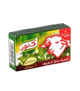 Таблетки супа Knorr - Халяль - барашком - 18 g