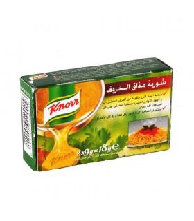 Pílula sopa Knorr - Halal - cordeiro - 18g