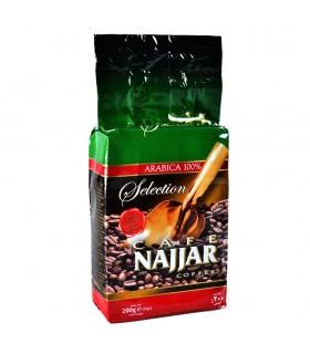-NAJJAR - 100 % Arabica café avec de la poudre de cardamome - 200 g