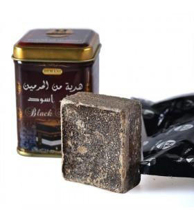 Almizcle Negro En Piedra Calidad Premium - Resina - 250 gr-Formato Lata