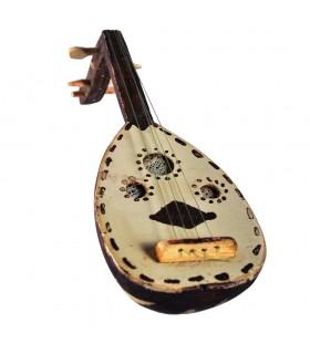 Produto decorativo - handmade - do artesão do alaúde