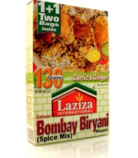 Zafrani Bombay Biryani - Mezcla De Especias - Cocina India - 130 g
