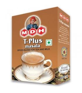 T-Plus - especiarias para o chá e o leite misturado - 35g
