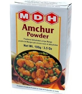 Amchur Powder - Polvo De Mango Deshidratado - 100 g