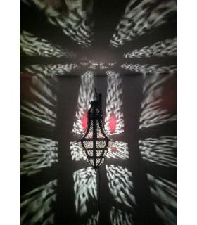 Lámpara Bellota - Chapa Calada - 60 cm - NOVEDAD