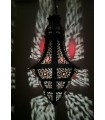 Lámpara Bellota - Chapa Calada - 60 cm - Belleza