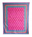 African Algodon-estampado 2 fabric - special quality - 220 x 256 cm