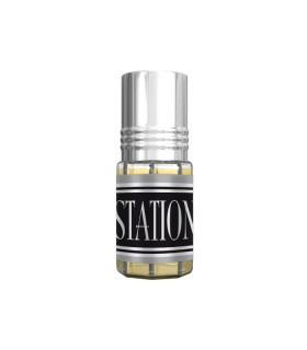 Perfume - STATION - without Alcohol - 3 ml