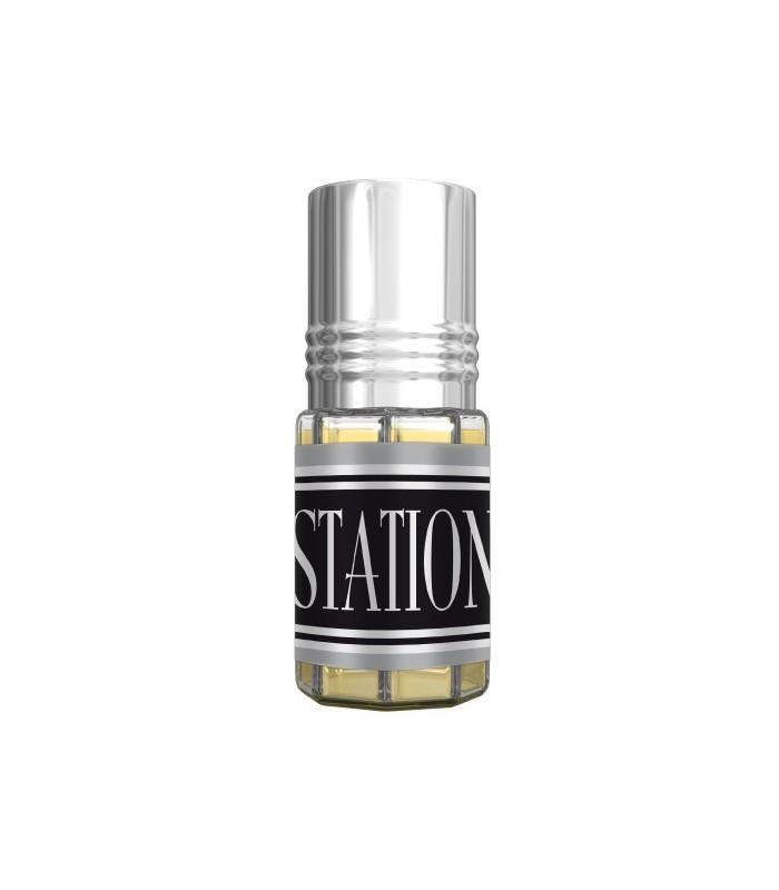 Perfume - STATION - Sin Alcohol - 3 ml