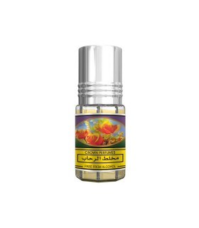 Perfume - MUKHALAT to Al - REHAB - Alcohol - Free 3 ml