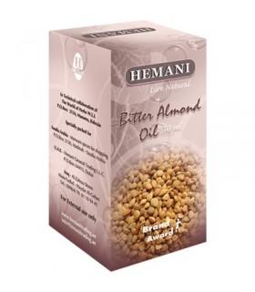 Oil of bitter almond - HEMANI - 30 ml