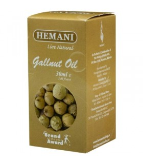 Gallnut - HEMANI - 30 ml oil