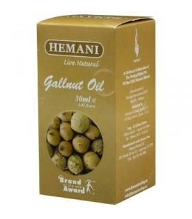 Gallnut - HEMANI - 30 ml oil
