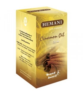 Cinnamon - HEMANI - 30 ml oil